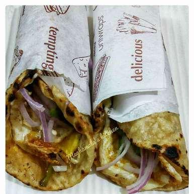 Photo of Roti or Phoolka Roll by Meghamala Sengupta at BetterButter