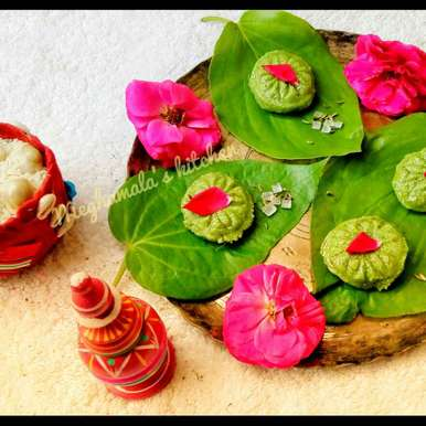 Photo of Paan Sandesh by Meghamala Sengupta at BetterButter