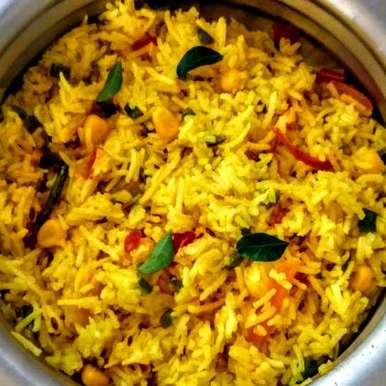 Photo of Lemon Rice by Meghna Sodha at BetterButter