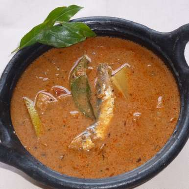 Photo of Kerala Style Mathi Curry with Coconut Milk by Menaga Sathia at BetterButter