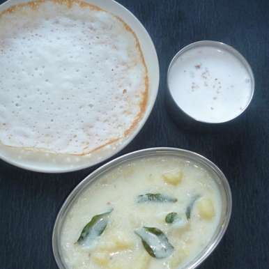 Photo of Kerala Special Breakfast by Menaga Sathia at BetterButter