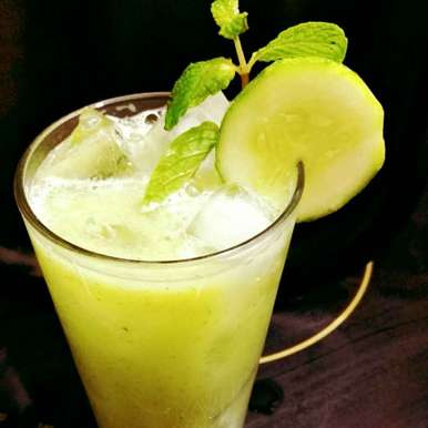 Photo of Cucumber and sweet lime juice by Mili Dutta at BetterButter