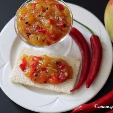 Photo of Mango and Chilli Chutney by Mina A at BetterButter