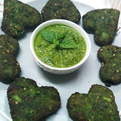 Photo of Palak Paneer Cutlets by Mital Viramgama at BetterButter