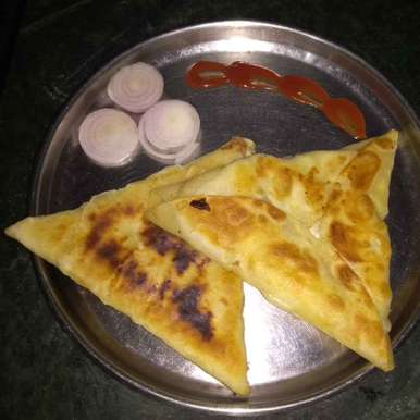 Photo of Egg paratha by Mithu Ghosh Dutta at BetterButter
