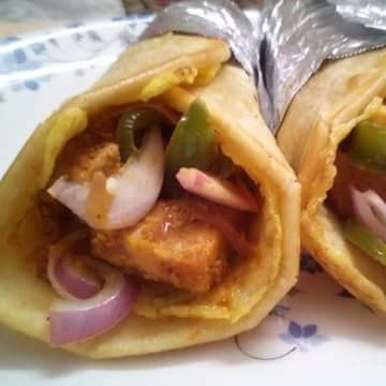 Photo of Kolkata style Egg Chicken Roll by Mitoshi Saha at BetterButter