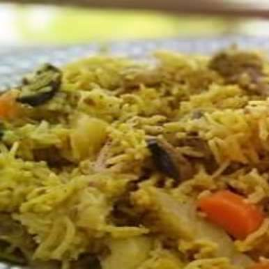Photo of Mixed pulao by Mitoshi Saha at BetterButter