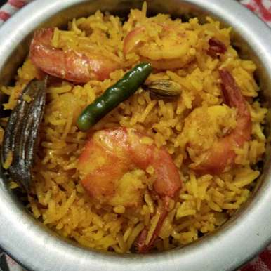 Photo of Prawn pulao by Mitoshi Saha at BetterButter