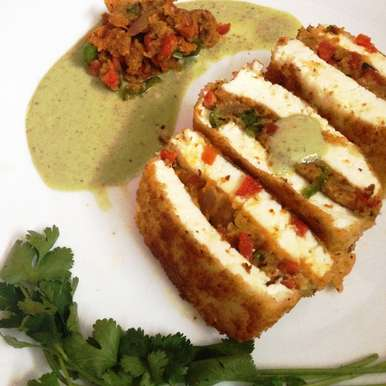 Photo of Stuffed paneer kebabs by Mona Bassi at BetterButter