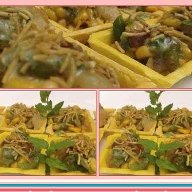 Photo of Pototo corn tart by Mona Bassi at BetterButter