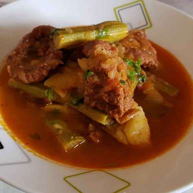 Photo of Wadi aalu drumstick curry by Mona Santosh at BetterButter