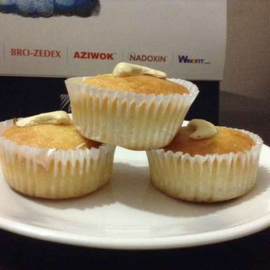 Photo of Eggless Vanila cupcake by monika  at BetterButter