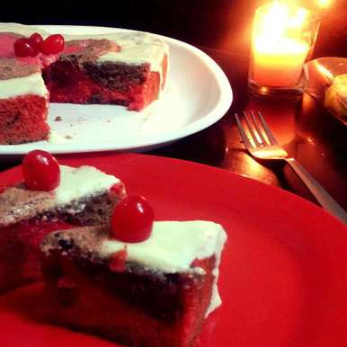 Photo of Choco Red Velvet Cake by Moumita Malla at BetterButter