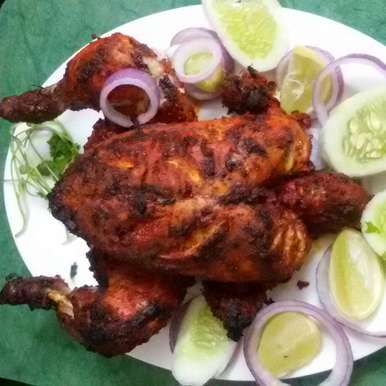 Photo of Tandoori Chicken by Moumita Malla at BetterButter