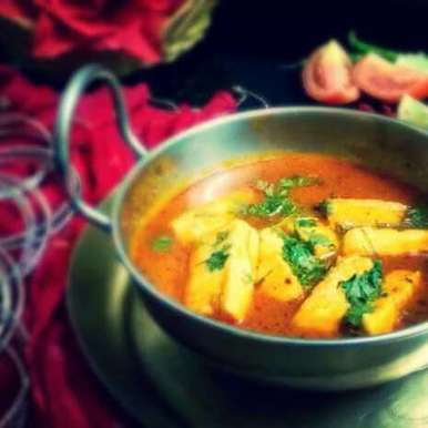 Kashmiri Paneer Chaman, How to make Kashmiri Paneer Chaman
