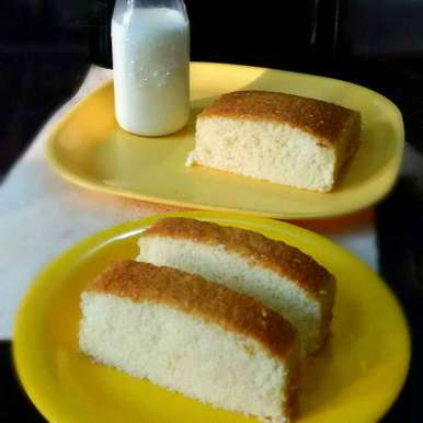 Hot Milk Cake, How to make Hot Milk Cake