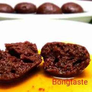 Photo of Chocolaty Rasgulla by Moumita Malla at BetterButter