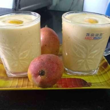 Photo of Mango Lassi by Moumita Mandal at BetterButter