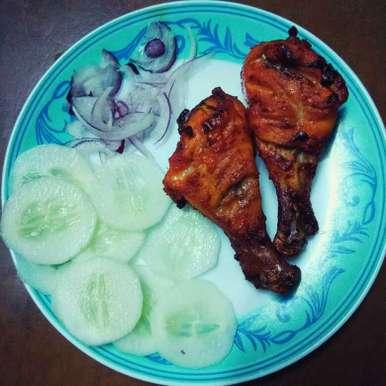 Photo of Tandoori Chicken by Moumita Nandi at BetterButter