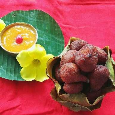 Photo of Palm Pakora by Moumita Nandi at BetterButter