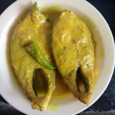Photo of Sorshe Ilish by Moumita Sikdar Ghosh at BetterButter