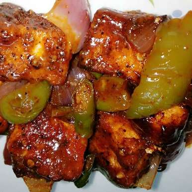 Photo of Paneer Manchurian by Mousumi Manna at BetterButter