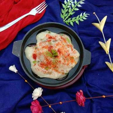 Photo of Gujarati Rice Khichu..... by Mousumi Mandal at BetterButter