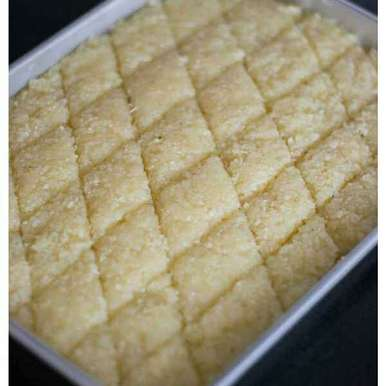 Photo of Coconut Burfi by mrittyka Mukherjee at BetterButter
