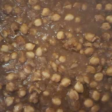 Photo of Punjabi Chole by Mudita Bagla at BetterButter