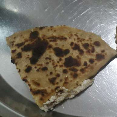 Photo of Paneer Paratha by Mudita Bagla at BetterButter