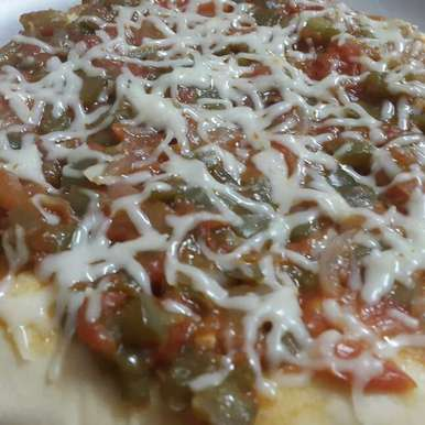 Photo of Vegetable Pizza by Mudita Bagla at BetterButter