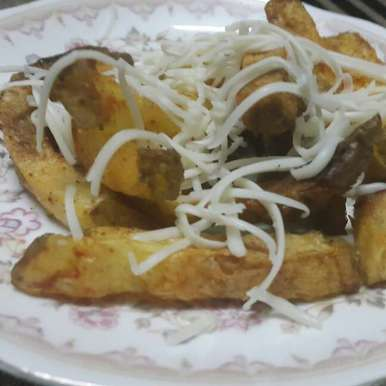 Photo of Potato Wedges by Mudita Bagla at BetterButter