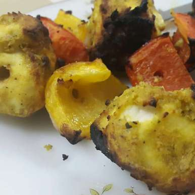 Photo of Tandoori tikka by Mudita Bagla at BetterButter