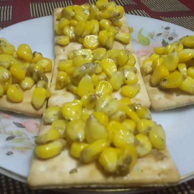 Photo of Corn treat by Mudita Bagla at BetterButter