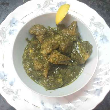 Photo of Green meat by Mughal Kitchen at BetterButter