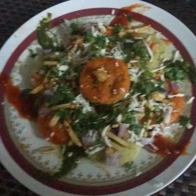 Photo of Tirangi chaat by Mukta Tiwari at BetterButter