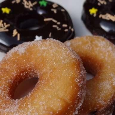 Photo of Donuts by Mukulika Sengupta at BetterButter