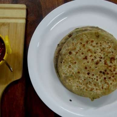 Photo of Dal Paratha by Mukulika Sengupta at BetterButter