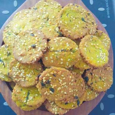 Photo of Bajra Moringa Puri by Mumma's kitchen at BetterButter
