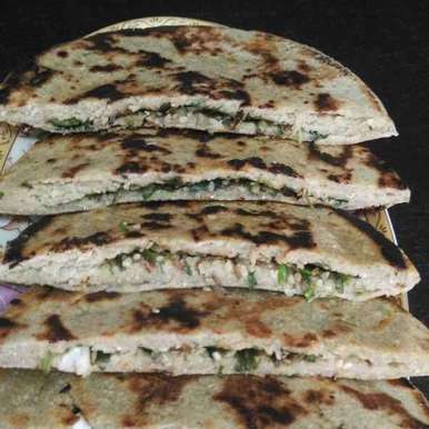 Photo of Stuffed Bajra Roti by Mumma's kitchen at BetterButter