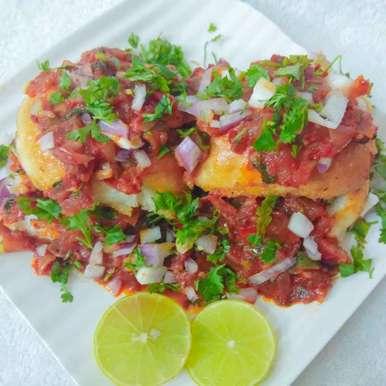 Photo of Masala Pav by Mumma's kitchen at BetterButter