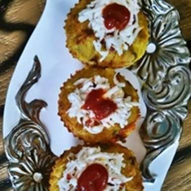 Photo of Fish Frittata in Carrot Cups by Munmun Mukherjee at BetterButter
