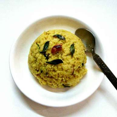 Photo of Saamai rice ven pongal by Muthulakshmi Madhavakrishnan at BetterButter