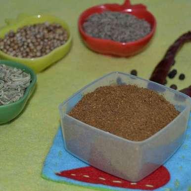 Keerai Podi recipe in Tamil,கீரை பொடி, Nafeesa Buhary