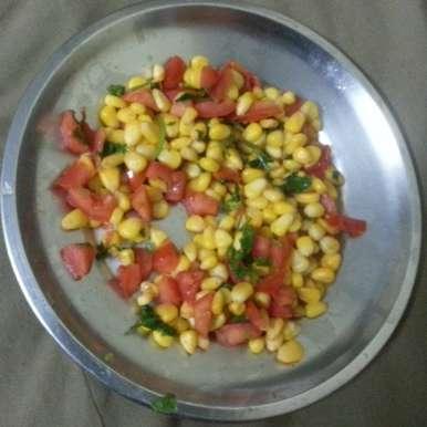 Photo of Corn Salad by naga saraswathi at BetterButter