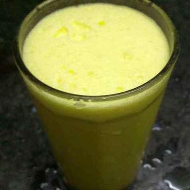 Photo of Badam kesar milk by Nagarathinam R at BetterButter