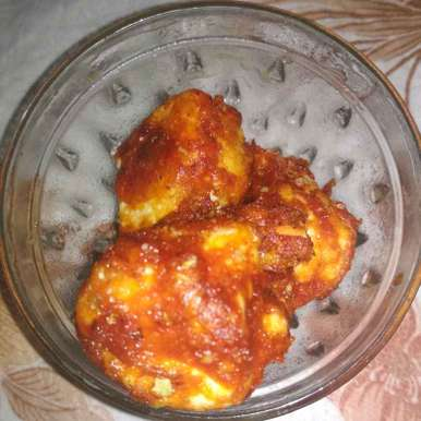 Photo of Paneer 65 by Nagarathinam R at BetterButter