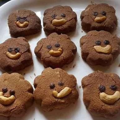 Wheat Flour Chocolate Cookies recipe in Gujarati, ઘઉંના લોટના કુકીઝ, Naina Bhojak