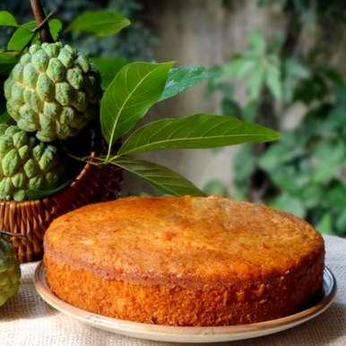 Photo of Sugar Apple Cake by Namita Tiwari at BetterButter