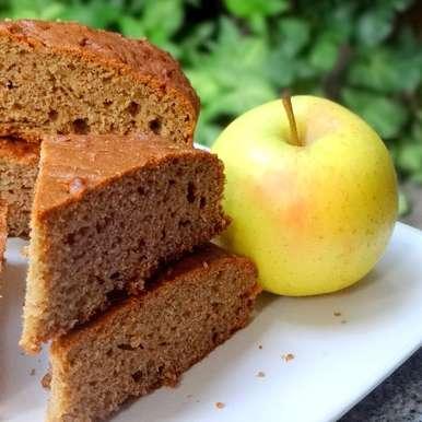Photo of Apple Cake by Namita Tiwari at BetterButter